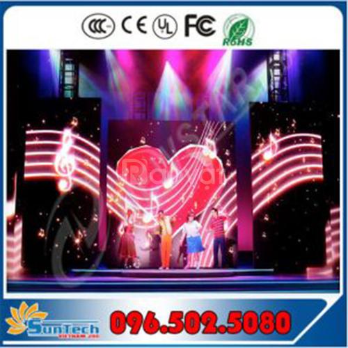 Bán màn hình led trong nhà, màn hình led hội trường, sân khấu