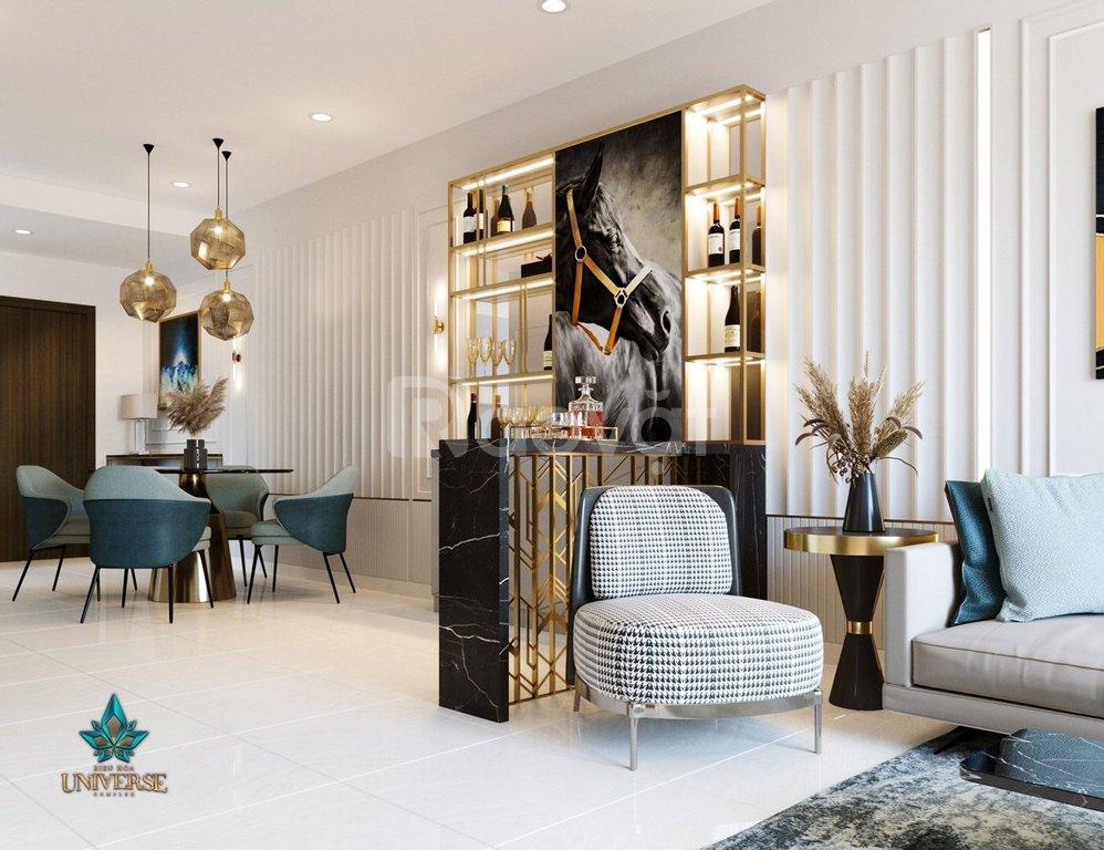 Bán căn hộ mặt tiền Xa Lộ Hà Nội, góp 3 năm 0% lãi suất hỗ trợ vay 70%