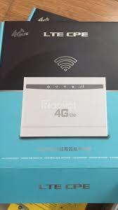 Bộ phát wifi 4G LTE CPE101 cho xe khách, camera, văn phòng