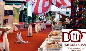 Dịch vụ đặt tiệc và sự kiện