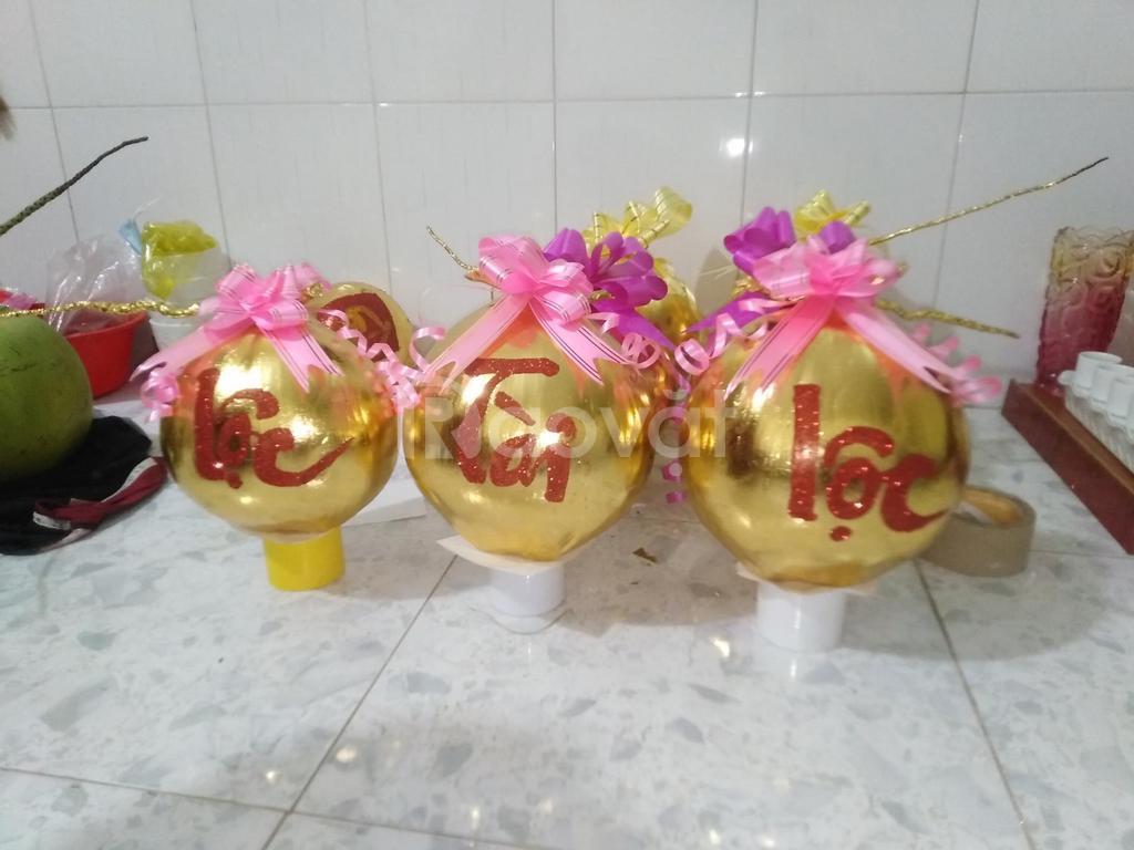 Dừa dát vàng