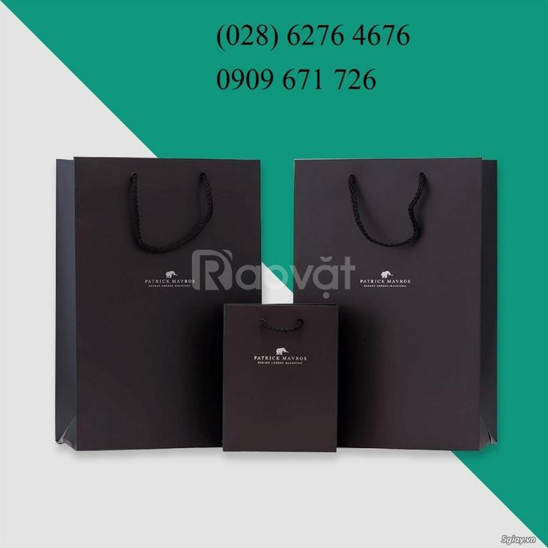 Xưởng sản xuất và in túi giấy giá rẻ tại TP.HCM