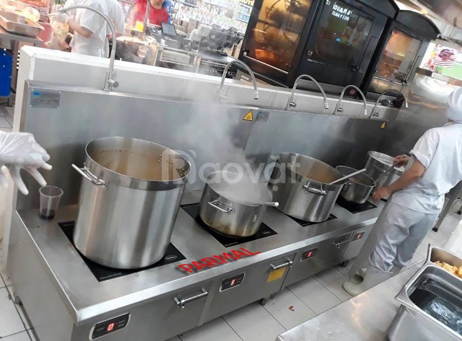 Bếp từ công nghiệp Akita Japan- bếp công suất lớn cho quán, nhà hàng