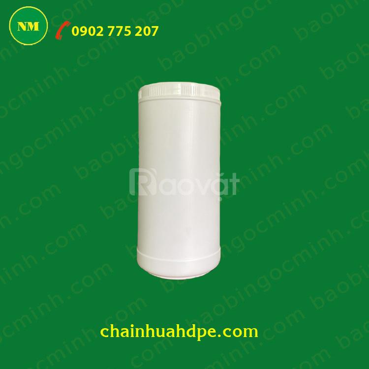 Thanh lý chai nhựa hdpe, can nhựa