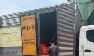 DV vận chuyển hàng đi Campuchia