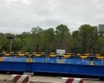 Trạm cân ô tô 80 tấn