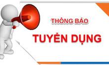 Tuyển dụng nhân viên làm việc tại Quảng Ninh lương cao