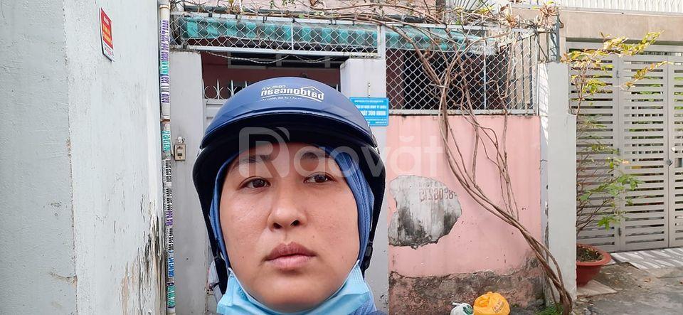 Nhà nát hẻm xe hơi Rạch Bùng Binh, Q.3, 65m2, 7 phòng cho thuê