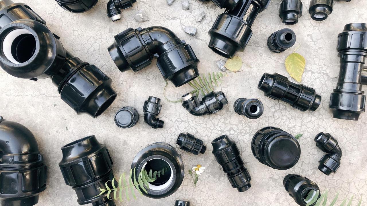 Phụ kiện ống nhựa HDPE Hathaco