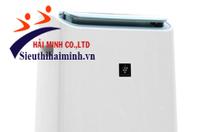 Giảm 7% khi mua máy hút ẩm lọc không khí Sharp DW - E16FA-W
