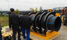 Máy hàn ống nhựa HDPE nhập khẩu chính hãng