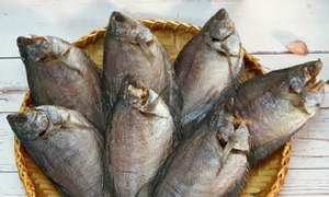 Khô cá sặc bổi U Minh Cà Mau, loại lạt