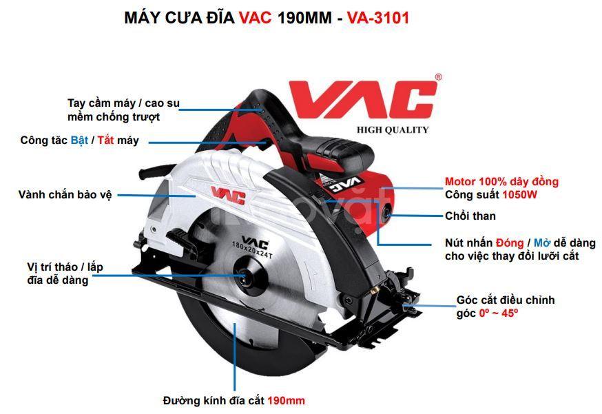 Máy cưa VAC có tốt không?