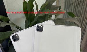 Thu mua ipad mới, cũ giá cao ở HCM