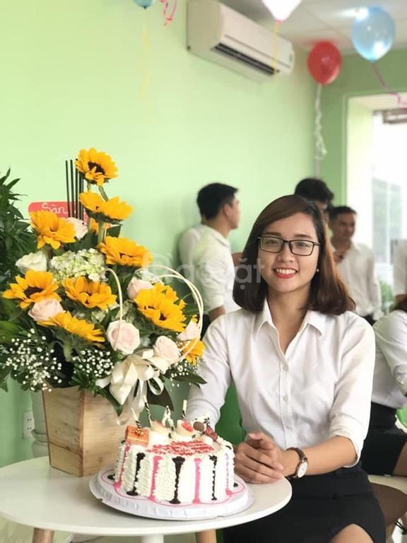 Chuyên viên kinh doanh công ty BĐS Đại Hưng Thịnh