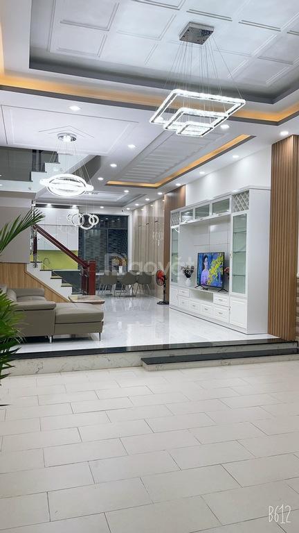 Nhà đẹp đường 5B Phạm Hữu Lầu, Quận 7