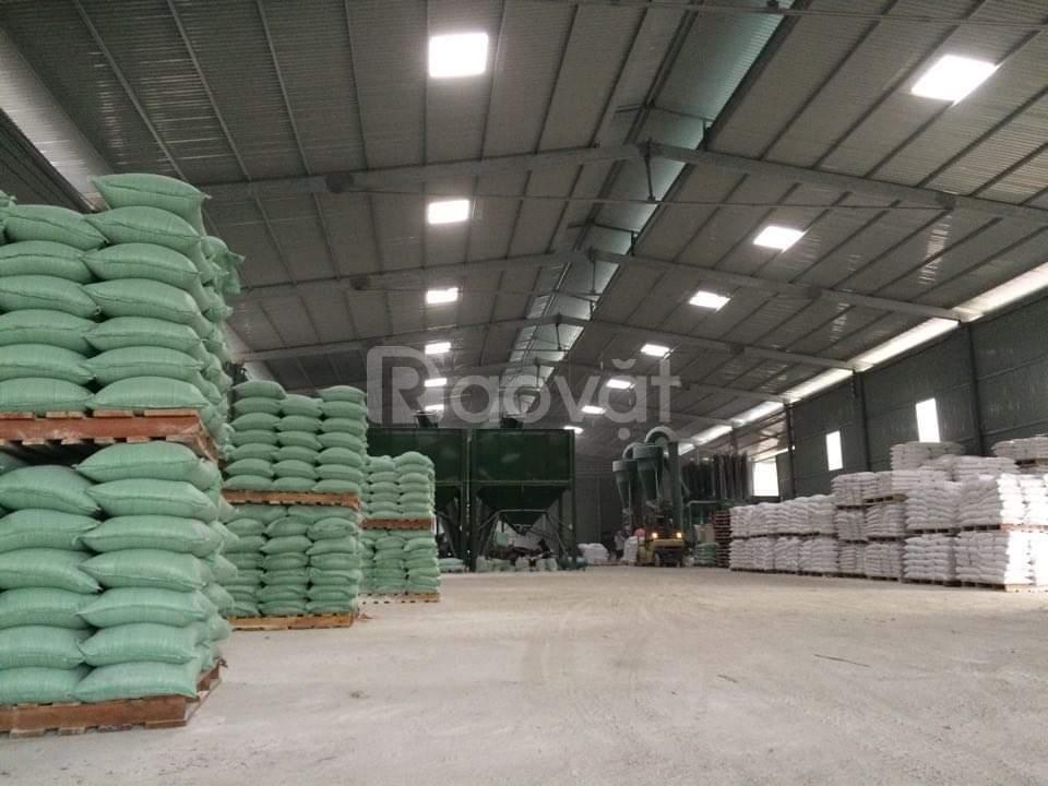 Đá hạt, bột đá, bột màu làm gạch terrazzo