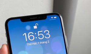 iPhone Xs Max 64GB silver bản quốc tế
