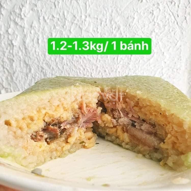 Bánh chưng Thái Bình, bánh chưng truyền thống