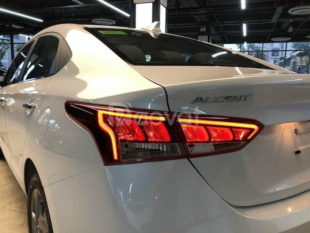 Khuyến mãi lớn Hyundai Accent 2021 giá hời