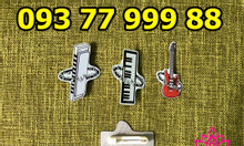 Cơ sở sản xuất bảng tên nhân viên, huy hiệu, huy hiệu cài áo, pin cài