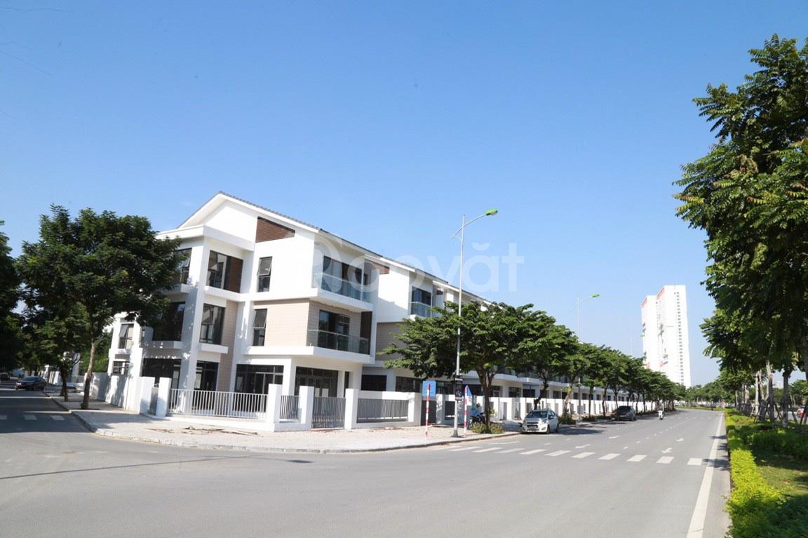 Shophouse nhà phố gần Trung Hòa Cầu Giấy, 648m2, mặt tiền 36m