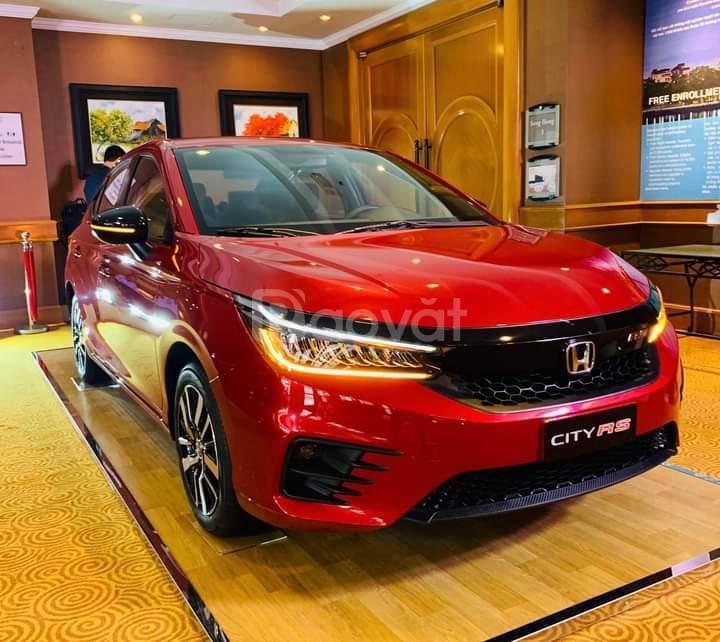 Honda city 2021