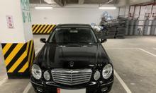 Chính chủ bán Mercedes E280 sản xuất 2008