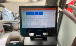 Cửa hàng thức uống, sự kết hợp giải pháp máy tính tiền Goodm