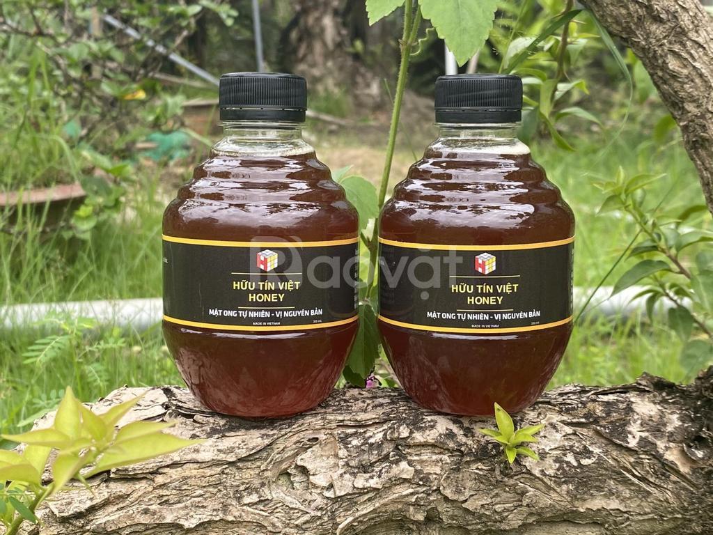 Mật ong tự nhiên chai PET 1000 mil