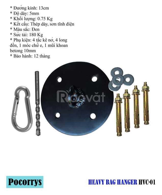 Giá treo bao cát trần nhà - Heavy Bag Hanger Pocorrys HVC-01
