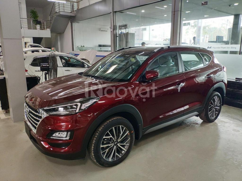 Khuyến mãi lớn Hyundai Tucson 2021 mới giá hời