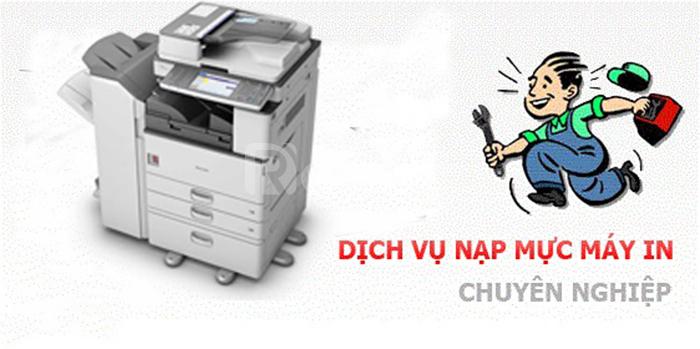 Sửa chữa máy tính, đổ mực máy in Quế Võ, Bắc Ninh