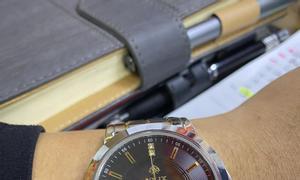 Đồng hồ nam Aolix xách tay chính hãng, đẹp