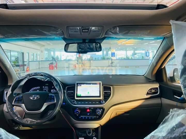 6 tính năng nổi trội trên xe Accent 2021 số tự động đặc biệt