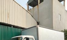 Xe tải Hino 2021, 1. tấn thùng kín 650