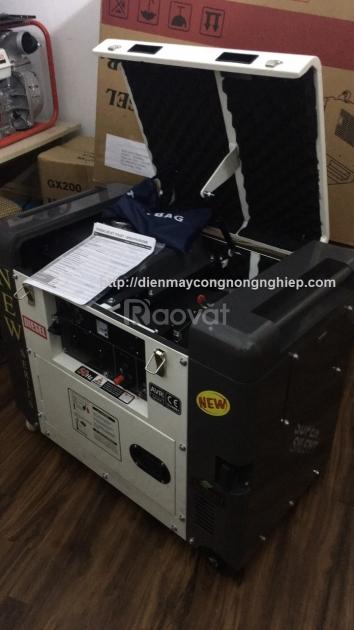 Máy phát điện chạy dầu nhập khẩu Thái Lan DG9800SE-7KVA