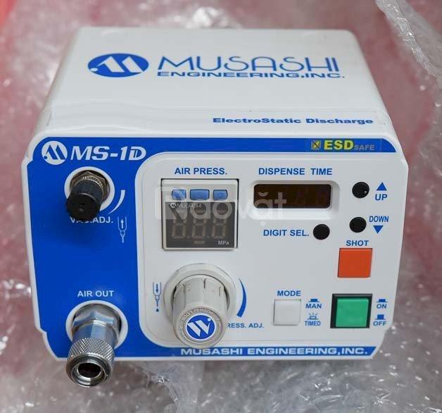 Máy bơm keo Mushashi MS 1