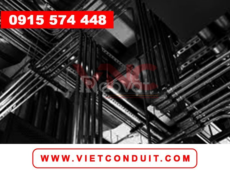Ống luồn dây điện EMT Vietconduit đạt chuẩn UL797/ ASNI C80.3