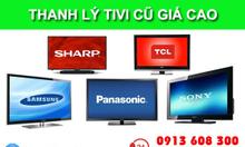 Dịch vụ thu mua tivi hư cũ tận nơi giá cao