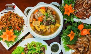 Học nấu ăn chuyên nghiệp tại Cầu Giấy, Hà Nội