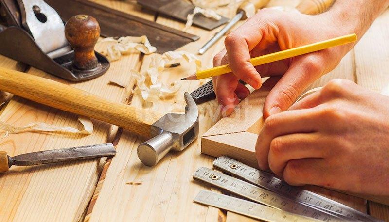 Dịch vụ sửa chữa đồ gỗ tại nhà Quận Phú Nhuận, Tân Phú, Gò Vấp