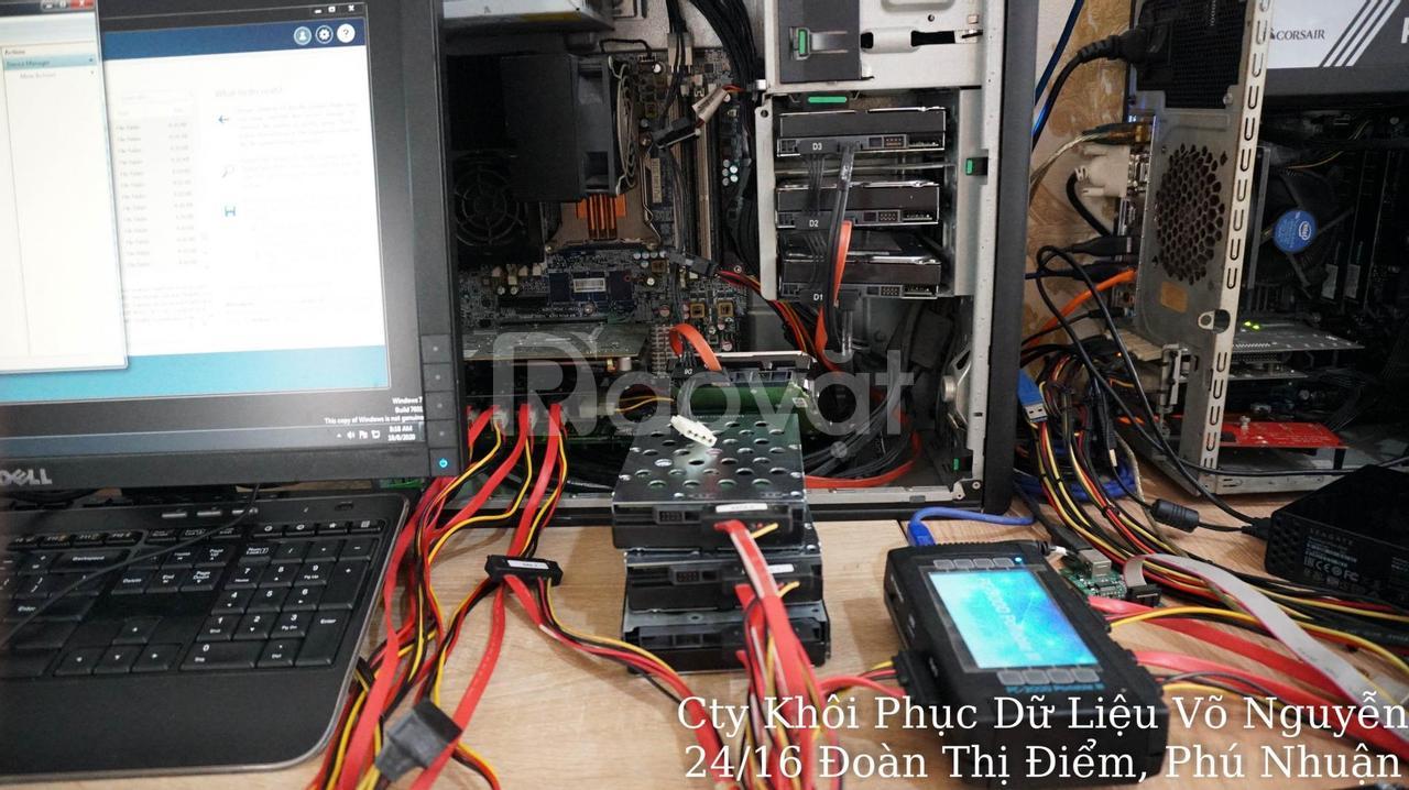 Dịch vụ cứu dữ liệu máy tính tại TP.HCM