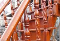 Báo giá tay vịn cầu thang gỗ tràm