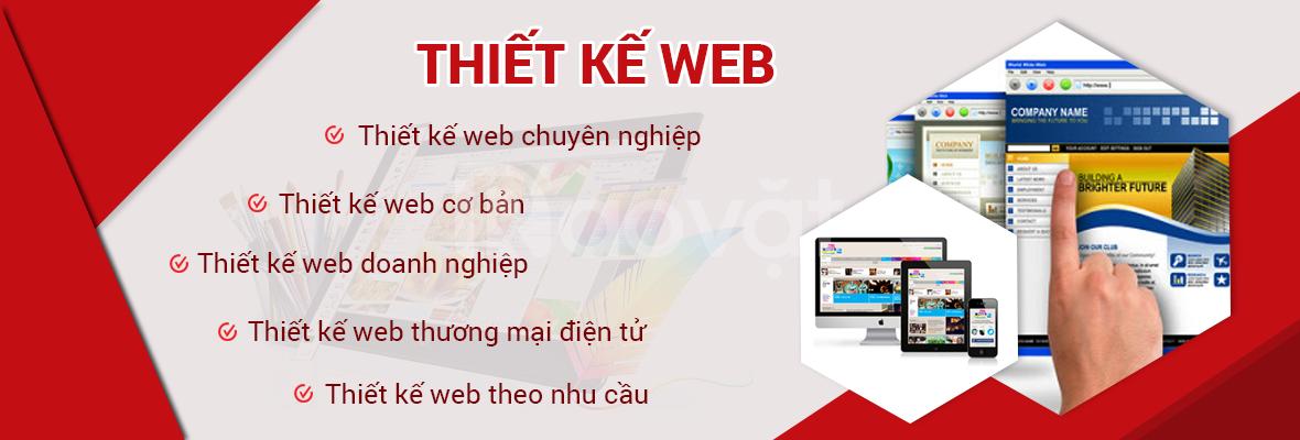 Gói thiết kế web chuyên nghiệp giá rẻ Vương Web