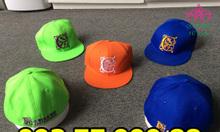 Cơ sở sản xuất nón hiphop, nón snapback, in logo mũ nón giá rẻ