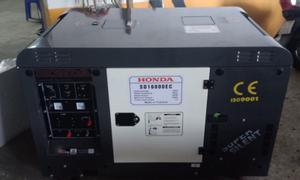 Máy phát điện HONDA 12KW-SD16000EC chạy dầu chống ồn, Hà Nội