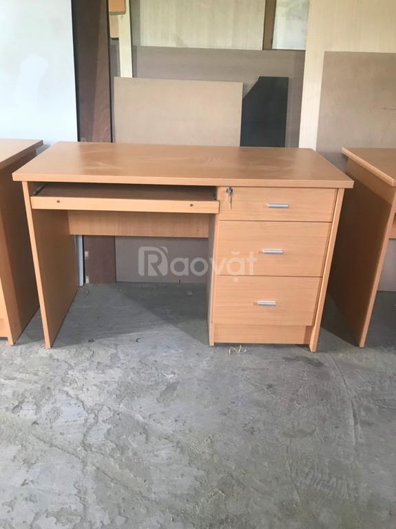 Sản xuất bàn làm việc ván MFC giá rẻ