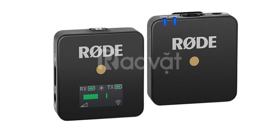 Cho thuê mic wireless hãng RODE
