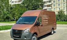 Bán xe tải Van 3 chỗ 945kg Gazelle Next nhập khẩu Nga